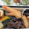今日のお弁当(ナスとオクラと厚揚げの煮物)