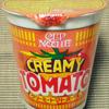 日清食品 カップヌードル クリーミートマトヌードル(2018)