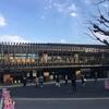 上野駅公園口とオリンピック記念マンホール蓋