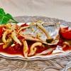 ホットクックレシピ♪鯵のトマト煮込み