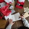 クリスマスプレゼントの準備