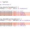 Swift3.0.1で若干変わったIntなどの数値型⇔AnyObjectのcast