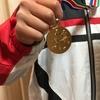 念願の金メダル