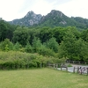 念願の瑞牆山に行ってきました。