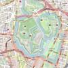 OpenStreetMapを印刷物に使いたいけど、なんかダサい!