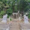 八幡神社 正八幡大神 二本松市