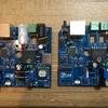 スマステ基板、設計始めました。その16 改版基板試運転! 完成!!