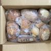 三重県アクアイグニス内のドゥーブルフロマージュのパンが合計28個届いた。そして、ルタオのドゥーブルフロマージュ3個セットも届いた。買っておいてよかった冷凍庫です。