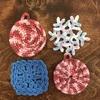【おうち時間を大切に・編み物編】かぎ針編みが楽しい。Tulip のかぎ針は持ちやすく、編みやすかった。