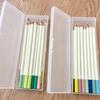 【整理・100円ショップ】大好きな色鉛筆を整理しました。