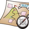 【登山】山岳地図の準備方法~山岳地図が20円で準備できました~