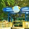 大阪 蜻蛉池公園(2)子供の国と憩いの広場