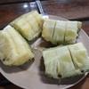 東南アジアに行くなら果物ナイフ!そしてバナナに種が?!