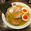 【今週のラーメン1080】 煮干しらーめん 玉五郎 東京新宿店 (東京・新宿) 特製煮干しらーめん