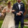 Mariage en plein air dans un cadre verdoyant