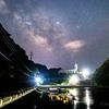 【天体撮影記 第97夜】 歴史ある教会の上に浮かぶ天の川を撮影しに中通島を訪れてきました。 五島列島 1島目
