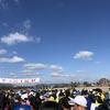 第45回武庫川新春ロードレース&長居公園節分ハーフマラソン走った