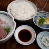 「一善めしやの刺身定食」The shutter is released12