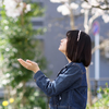 COCOROちゃん その22 ─ 桜よ咲いてよ咲いて咲いてお散歩撮影会2021 ─