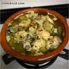 [レシピ]カスエラで牡蠣のアヒージョ