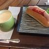 のものカフェのBLTサンド at 上野