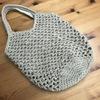 一生懸命編んだのにときめかない麻糸のバッグをどうしよう