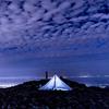 霊仙山でテント泊 その2 あらしのよるに編