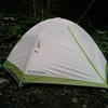 夏のソロキャンプに持って行くテントを選んだ条件