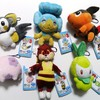 バンプレスト ポケットモンスターベストウイッシュ MYポケモンコレクションぬいぐるみ3(2011年5月中旬発売)