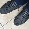 3年目の靴新調