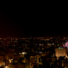 2016年末一人旅 第四週(167)札幌中島公園駅・宿泊したビルからの夜景