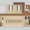 吉岡オフィス設計|社員ファーストで選ぶ新解釈・上海オフィス