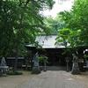 野木神社と乃木神社