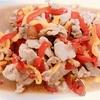 〔1人暮らし料理〕 豚肉とナッツのアジアン炒め