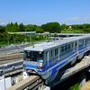 23日に全線で運転再開した大阪モノレールは24日始発から再び全線で運転見合わせ!昨夜の余震で新たに車両に問題が見つかったのか!?