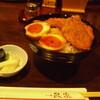 政家・新潟駅南店のマル得かつ丼