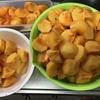 福知山マラソン応援:柿の甘さが疲れたカラダに染み渡る!!