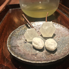 【陶芸】気になる陶器のテクスチュアと夏の和菓子