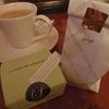 「Confiserie Sprungli」のチョコとマカロンでティータイム