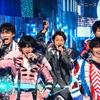 【動画】ジャニーズWESTがミュージックデイ2018(THE MUSIC DAY)に出演!大野智がメドレーのええじゃないかに乱入?