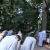 御嶽神社例祭が行われました。