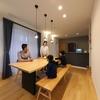 外張り断熱・二重通気工法で、爽やかな空気が感じられる家
