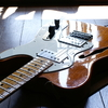 1973 Fender TELECASTER THINLINE 改造その1