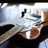1973 Fender TELECASTER THINLINE 改造その1