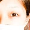 パリジェンヌラッシュリフトで輝く瞳☆光が入って目の前がクリアな感覚です