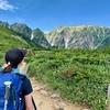 8月中旬:唐松岳でカラ松!リベンジ🔥〜白馬八方尾根から唐松岳頂上山荘編〜