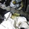 CM50(ミニクロ)  オイルライン清掃