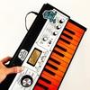 シンセサイザーの黄ばんだ鍵盤を塗装する!「microKORG XL」分解、塗装、組み立て!