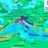 中世ヨーロッパ 前史  オドアケルと西ローマ帝国の滅亡