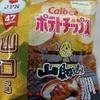 「山賊焼」味のポテトチップスと、「ふぃにゃんシェ」の話。